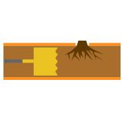 root-cutter